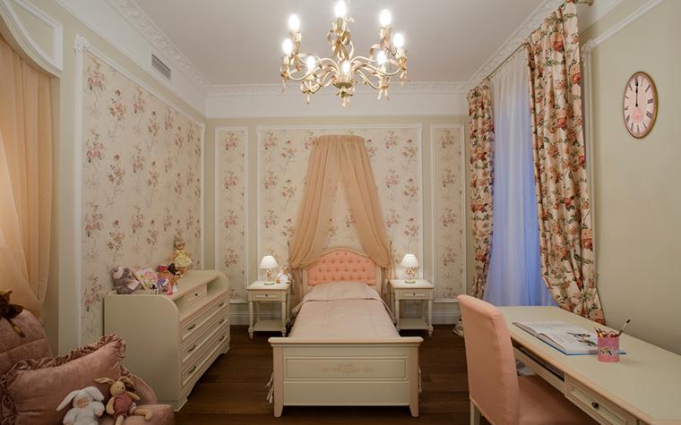 Квартира. детская из проекта , фото №16661
