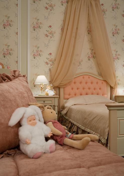 Квартира. детская из проекта , фото №16662