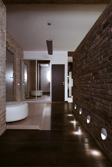 Квартира. холл из проекта , фото №16626