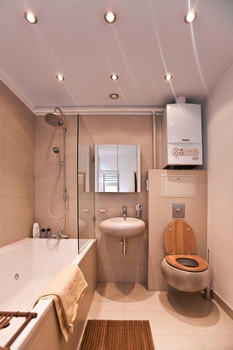 Квартира. ванная из проекта , фото №16623