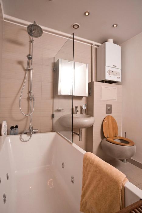 Квартира. ванная из проекта , фото №16624