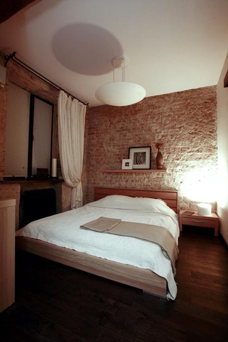 Квартира. спальня из проекта , фото №16620