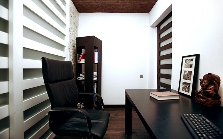 Квартира. кабинет из проекта , фото №16619
