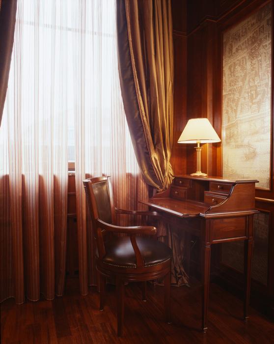 Фото № 16664 кабинет библиотека  Квартира