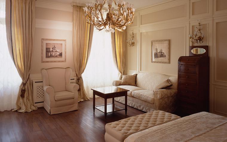 Фото № 16667 спальня  Квартира
