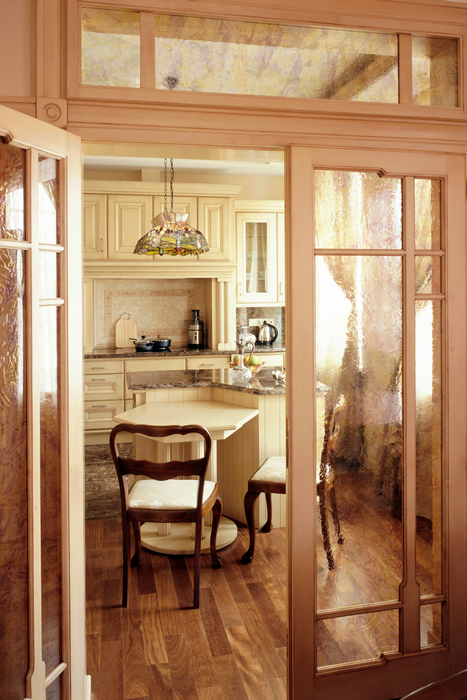 Квартира. кухня из проекта , фото №16681