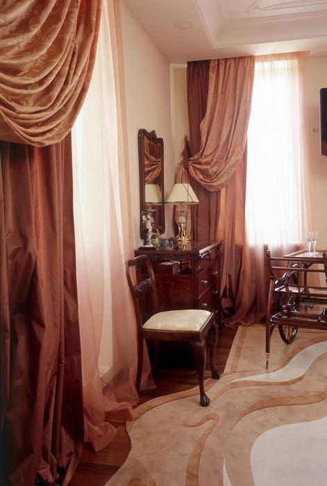 Квартира. спальня из проекта , фото №16686