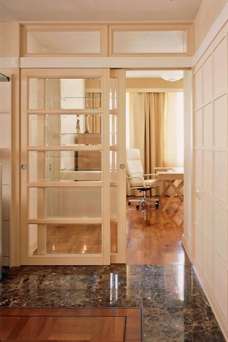 Квартира. кабинет из проекта , фото №16713