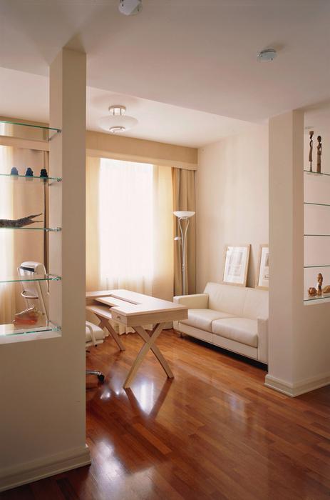 Квартира. кабинет из проекта , фото №16714