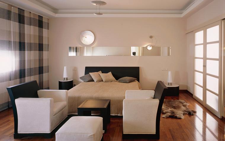 интерьер спальни - фото № 16711