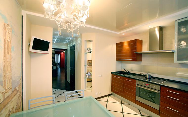 Фото № 16739 кухня  Квартира