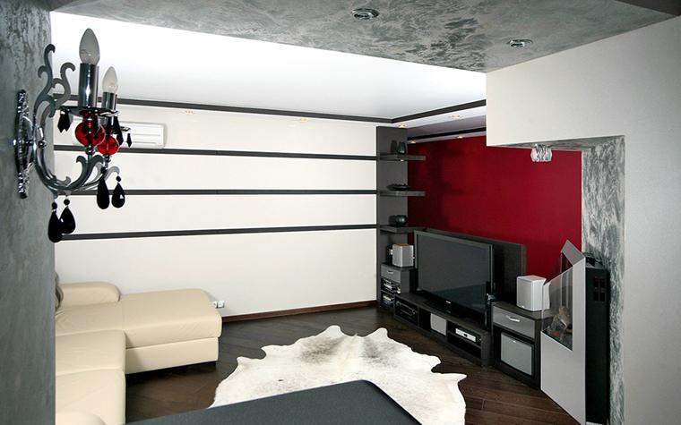 Фото № 16740 гостиная  Квартира