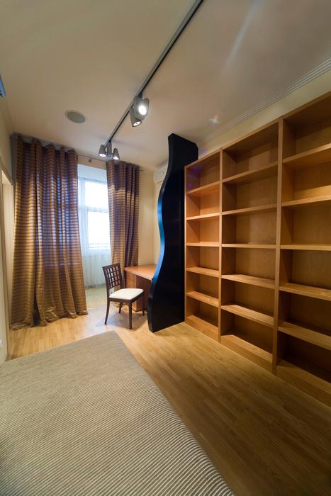 Квартира. кабинет из проекта , фото №16781