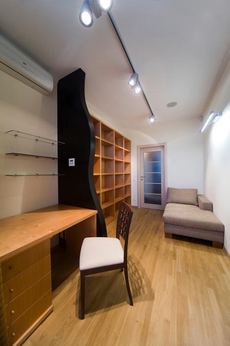 Квартира. кабинет из проекта , фото №16782