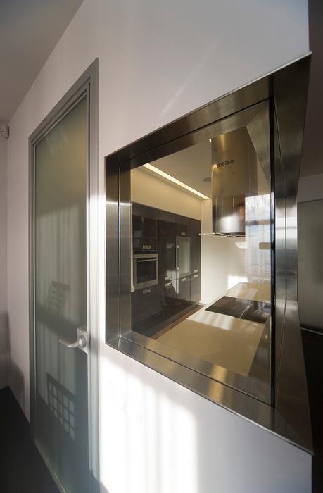 Квартира. кухня из проекта , фото №16784