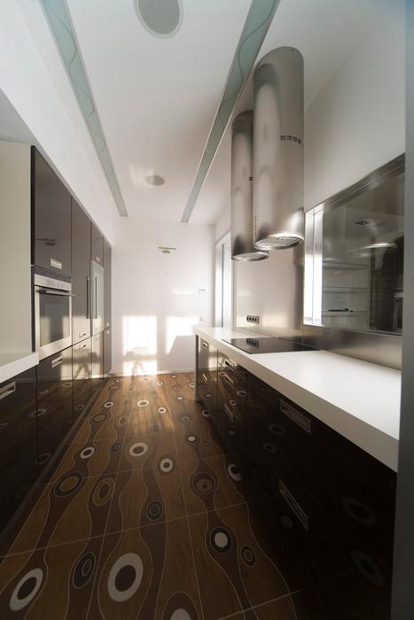 Квартира. кухня из проекта , фото №16786