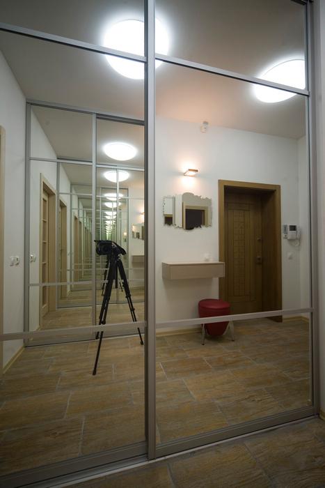 Квартира. холл из проекта , фото №16797