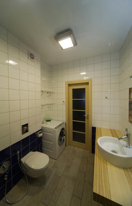 Квартира. ванная из проекта , фото №16791