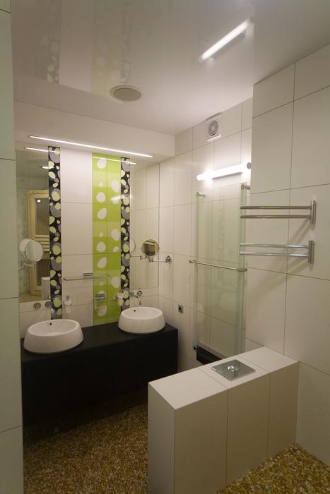 Квартира. ванная из проекта , фото №16773