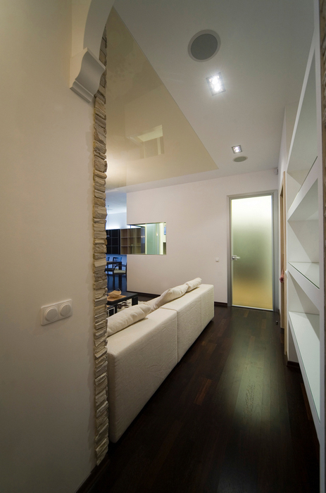 Квартира. холл из проекта , фото №16795