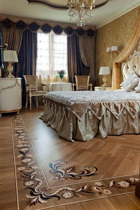Фото № 16798 спальня  Квартира