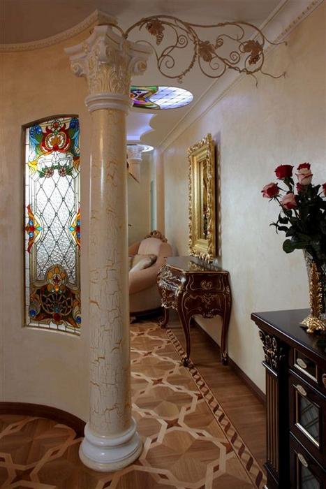 Фото № 16834 холл  Квартира