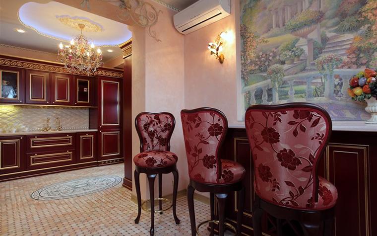 Фото № 16814 кухня  Квартира