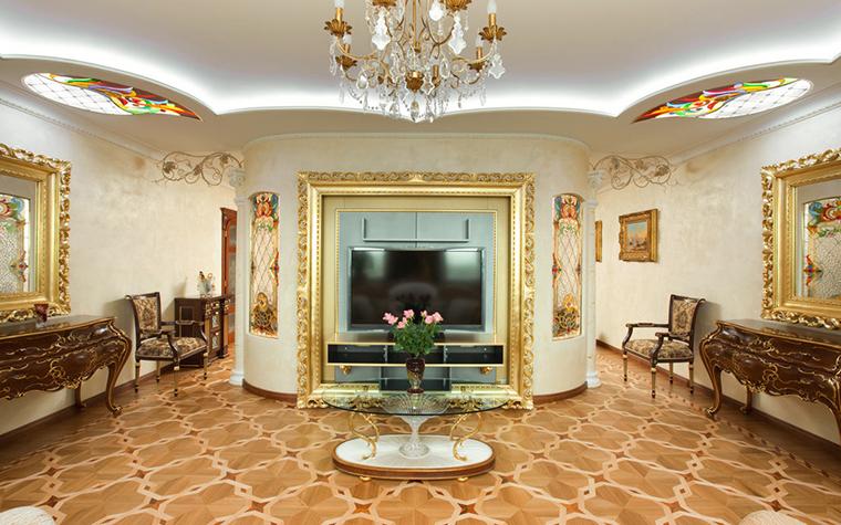 Фото № 16801 гостиная  Квартира