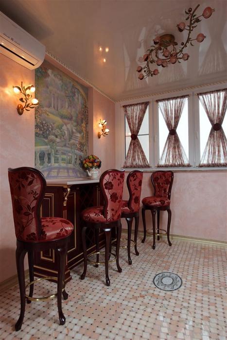 Квартира. кухня из проекта , фото №16815