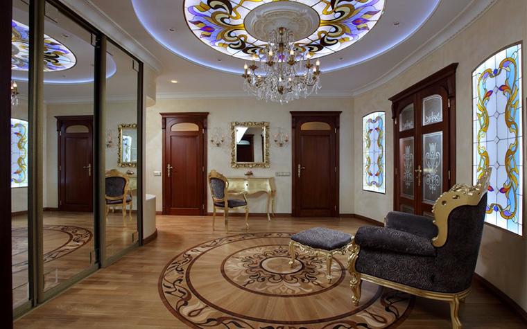 Квартира. холл из проекта , фото №16824