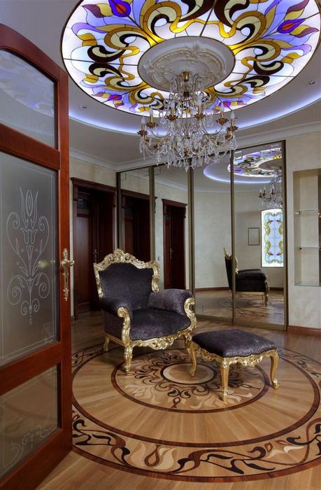 Квартира. холл из проекта , фото №16825