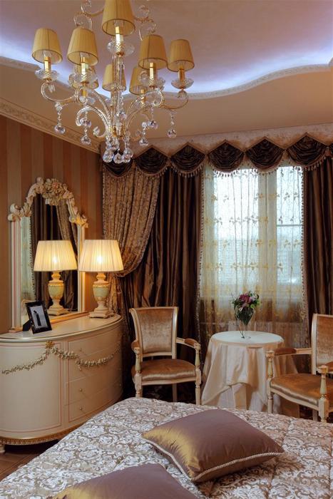 Фото № 16800 спальня  Квартира