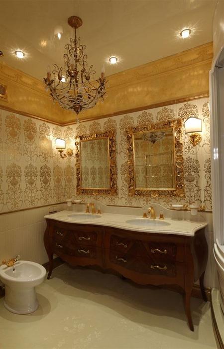 Фото № 16831 ванная  Квартира