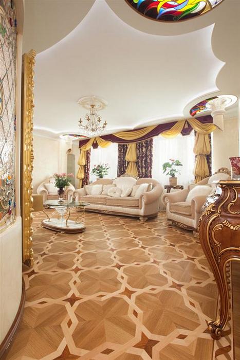 Фото № 16802 гостиная  Квартира