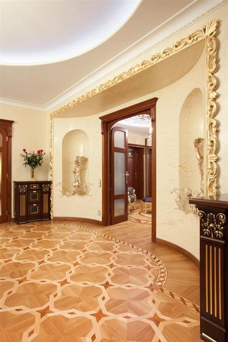Квартира. холл из проекта , фото №16833