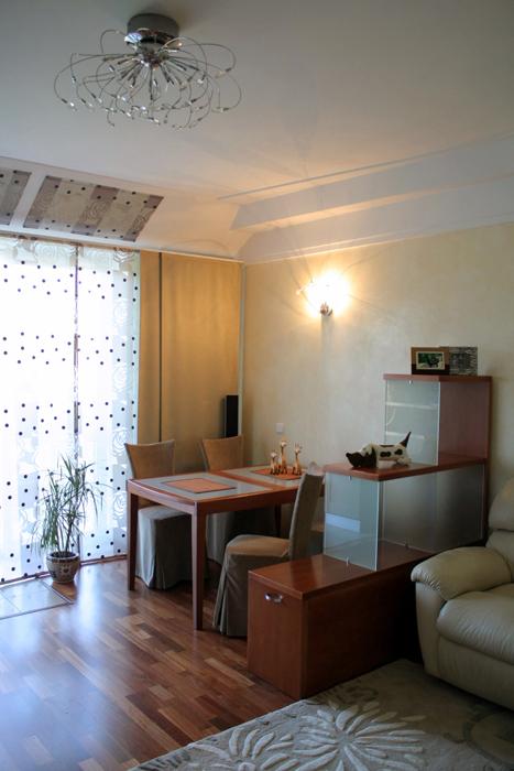 Квартира. столовая из проекта , фото №16897