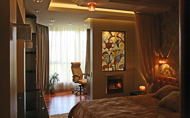 Фото № 16879 спальня  Квартира