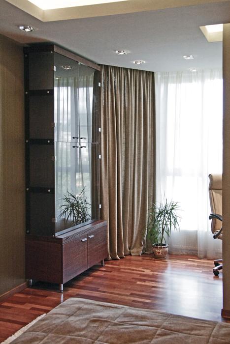 Квартира. кабинет из проекта , фото №16902