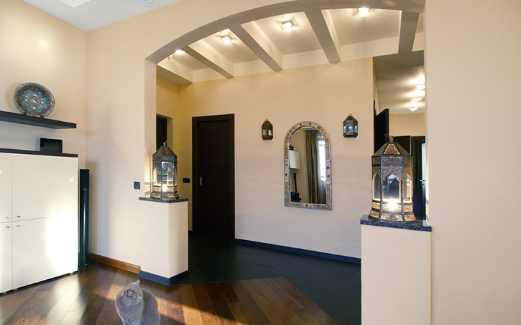 интерьер гостиной - фото № 17202