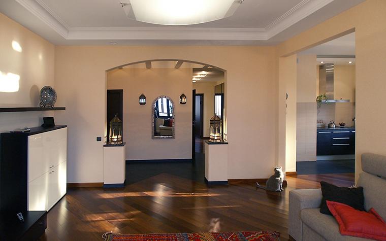 интерьер гостиной - фото № 17204