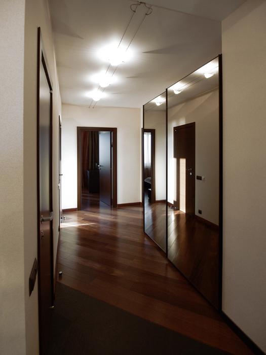 Квартира. холл из проекта , фото №17209