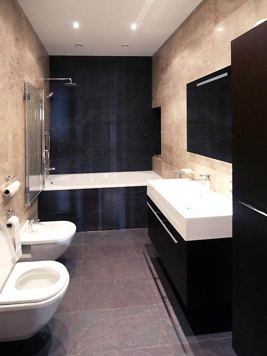 интерьер ванной - фото № 17206