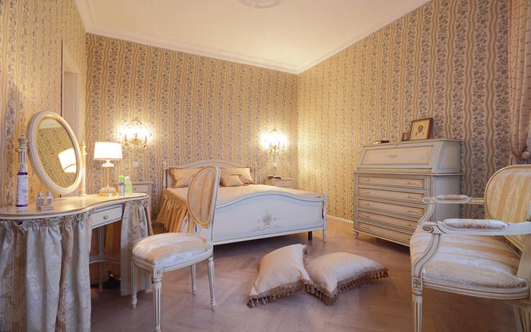 интерьер спальни - фото № 17225