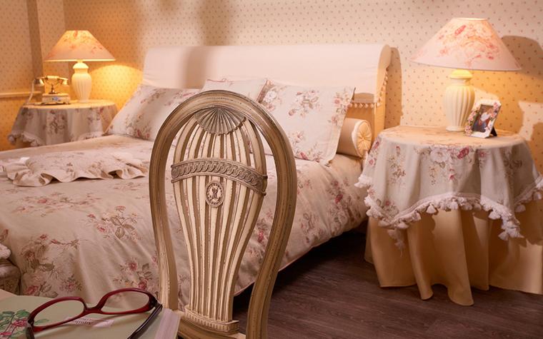 интерьер спальни - фото № 17272