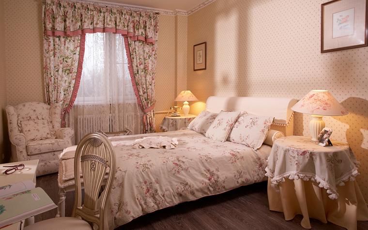 Квартира. спальня из проекта , фото №17273