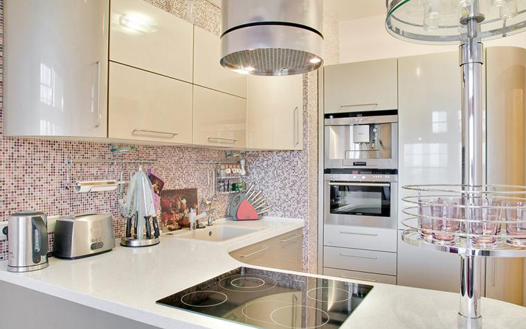 Фото № 17300 кухня  Квартира