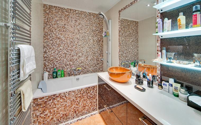 Фото № 17301 ванная  Квартира