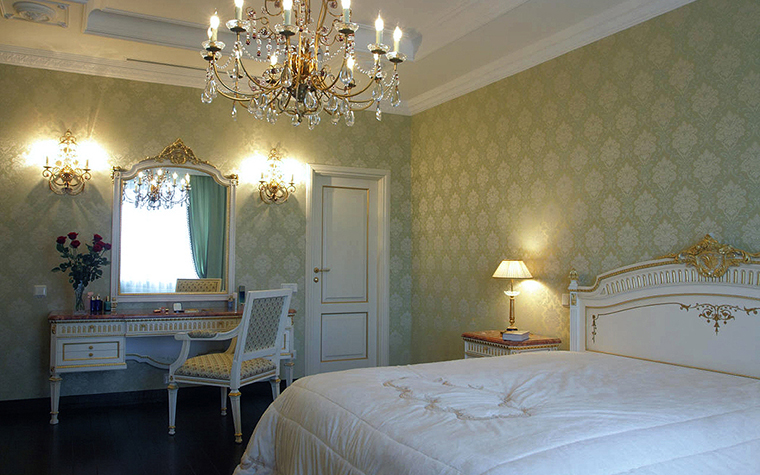 спальня - фото № 17312