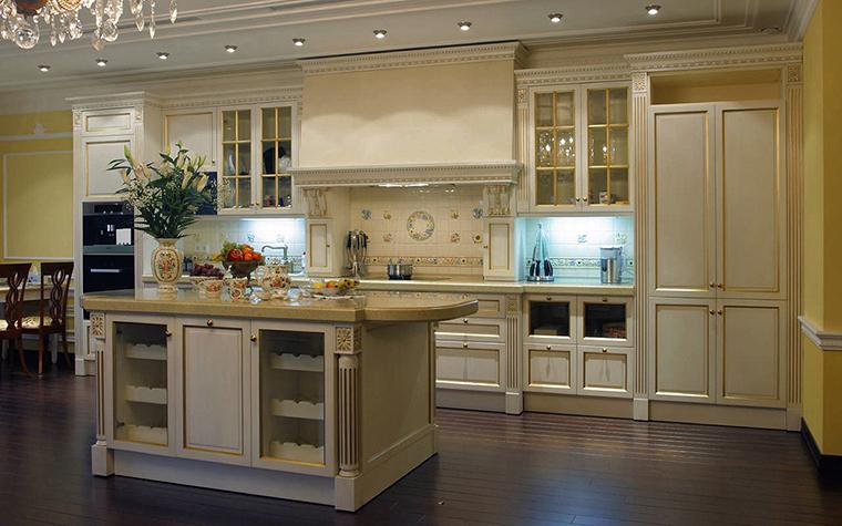 Квартира. кухня из проекта , фото №17315