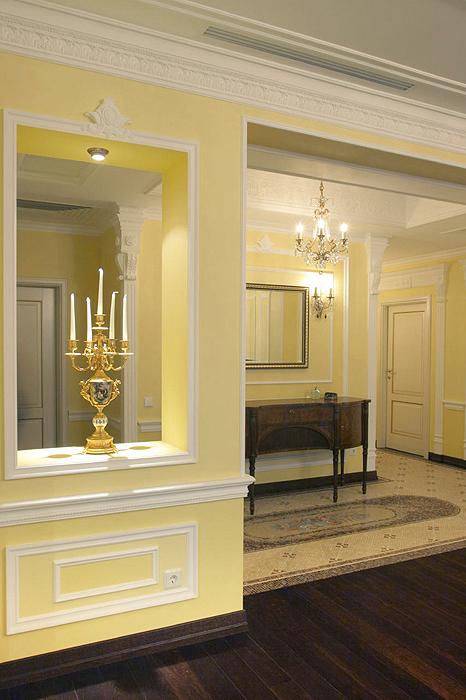 интерьер холла - фото № 17318
